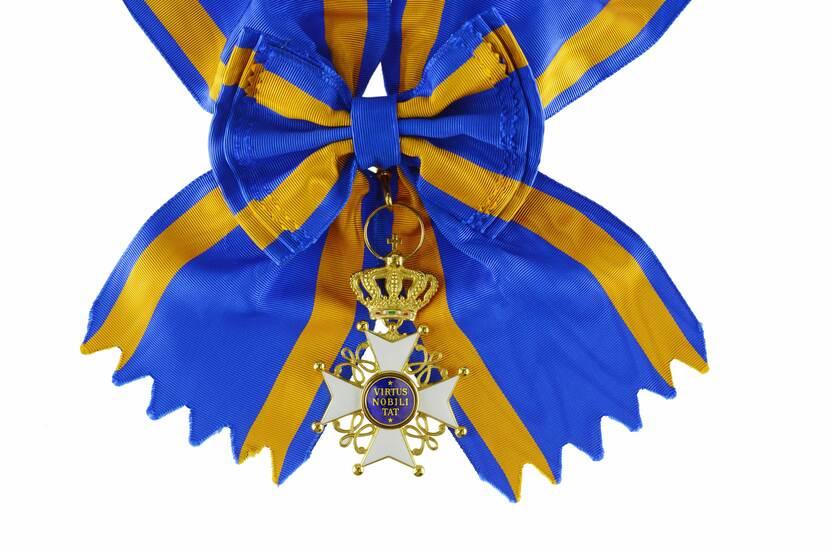 Ridder Grootkruis in de Orde van de Nederlandse Leeuw   Onderscheidingen    Koninklijke onderscheidingen